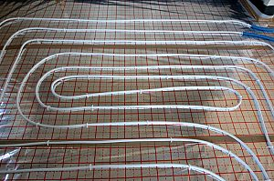 Radiant Heat Coils